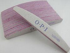 popular OPI ACR UV Gel Nail File Foam Buffer 100/180 Manicure Home Professional