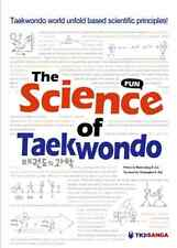 The Science of Taekwondo Book English kukkiwon Tae Kwon Do Tutorial Gift Guide