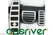 3Pcs Car Brake+Accel Treadle Pedal Cover Pad for Land Rover  Discovery 4  Range