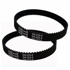 Dyson DC17 Vacuum Cleaner 2-Pack Geared Drive Vacuum Belt 10mm Replaces 91171001