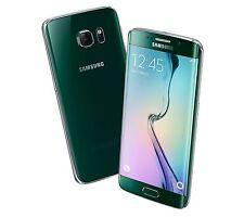 "Verde Samsung Galaxy S6 Edge SM-G925F 5.1 ""32GB Fábrica Abrió Smartphone"