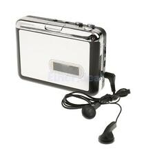 Portable USB Tape Cassette To PC/MP3 Converter Capture Adaptor Music Player