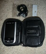 Dell Axim X50 w/ Leather Case, Battery, USB Charger, Battery Door, Stylus
