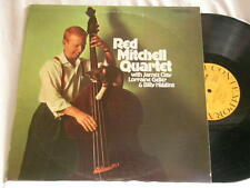 RED MITCHELL QUARTET James Clay Lorraine Geller Billy Higgins Contemporary LP