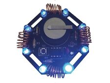 "VELLEMAN MLP103 ""Atom Heart Kit"" our solder version of the Iron Man ARC Reactor"