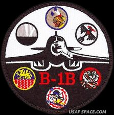 USAF 7th OPERATIONS GROUP - GAGGLE - B-1B Bomber - ORIGINAL AIR FORCE PATCH