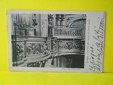 BOLOGNA: Cantoria nella Chiesa del Corpus Domini
