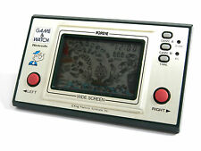 Nintendo Game & Watch Wide Screen Popeye PP-23 MIJ 1981 Good Condition_02