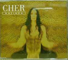 CHER 'BELIEVE' 3-TRACK CD SINGLE