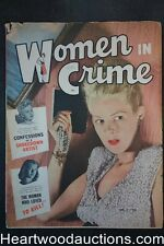 Women in Crime Sep 1946 GGA Cover