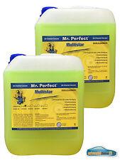 Mr. Perfect Anwendungsfertiger Multireiniger Teppich- und Polsterreiniger 2x 5 L