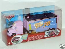 Disney Pixar Cars #76 Vinyl Toupee Hauler New Mattel 2009 Factory Sealed
