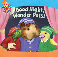 Good Night, Wonder Pets, Nickelodeon, New Book