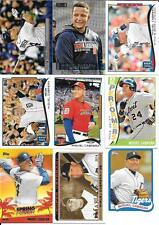 MIGUEL CABRERA 2014 STADIUM CLUB #91  DETROIT TIGERS  FREE COMBINED S/H