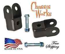 1968-1999 Chevy K1500 K2500 K3500 2/4WD Rear Shock Extenders Extensions Lift Kit