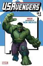 US AVENGERS 1 HULK NEW MEXICO STATE VARIANT NM PRE-SALE 1/4