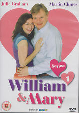 WILLIAM AND MARY - 1st Series. Martin Clunes, Julie Graham (ITV 2xDVD SET 2005)