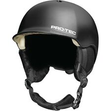 2013 NWT YOUTH PROTEC EPS RUCKUS SNOW HELMET $90 XS/S BLACK PIRATE snowboard