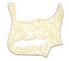 Fender Aged Moto 5-string Am Deluxe '98-10 Jazz J Bass V Pickguard 006-4030-000