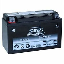 Yamaha YFZ450 YFZ-450 2004 2005 2006 High-Performance Quality AGM SSB Battery