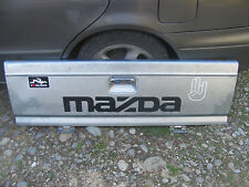 B2200 B2000 & B2600 Mazda Stamped Tail Gate USED With New Handle 1986 To 1993
