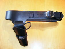 western fast draw holster and belt