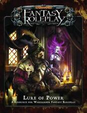 Warhammer Fantasy Roleplay: Lure of Power by Fantasy Flight Games