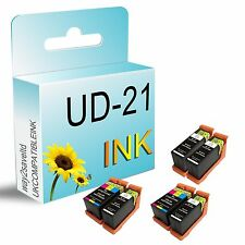 2SET + 2BK Ink Cartridge For Dell 21 V313 P513w P713w V313w V515w V715w