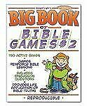 The Big Book of Bible Games #02 (No. 2), Gospel Light Publications, New Book
