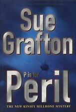 P is for Peril (A Kinsey Millhone mystery), Sue Grafton