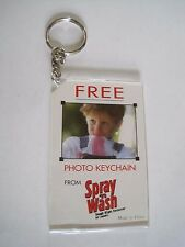 Photo Key Chain from Spray N Wash