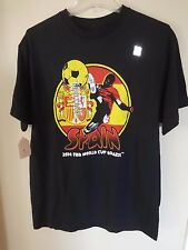 NWT Genuine FIFA 2014 - Spain - World Cup Soccer T-Shirt Size Mens Large