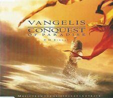 Vangelis ‎Maxi CD Conquest Of Paradise - Germany (M/M)