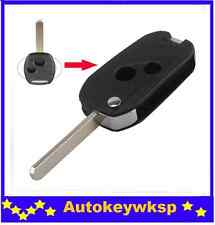 REMOTE 2 BUTTONS KEY SHELL CASE FOR HONDA Odyssey S2000 ACCORD JAZZ CRV  CIVIC