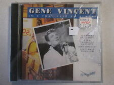 GENE VINCENT AM I THAT EASY TO FORGET? NEW SEALED CD EEC IMPORT 12 TRACK COMP