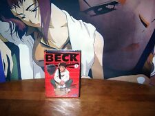 BECK: Mongolian Chop Squad - Vol I (1) with Guitar Pick - BRAND NEW - Anime DVD