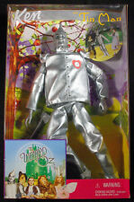 "NEW - ""Wizard of Oz"" Special Edition Ken as the Tin Man Doll - Barbie - 1999"