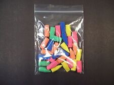 "1.75"" x 1.75""  Ziplock Bags Plastic 1000 Reclosable 2 mil Jewelry Resealable"