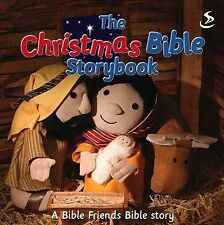 "The Christmas Bible Storybook, Maggie Barfield, ""AS NEW"" Book"