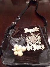 Juicy Couture House Of Juicy Cross Body Messenger Bag