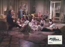 JULIE ANDREWS THE SOUND OF MUSIC  1965 VINTAGE LOBBY CARD #2