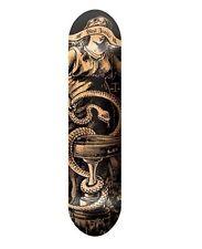 Yocaher Blind Justic Skateboard Deck Natural 7.75