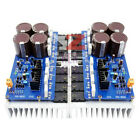 PR-800 Class A Class AB Professional Stage Power Amplifier Board w/ heatsink