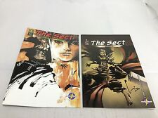The Sect #1-2 (Powerhouse/Mook Lim/1114158) COMIC BOOK COMPLETE SET LOT OF 2