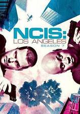 NCIS: Los Angeles - The Seventh Season (DVD, 2016, 6-Disc Set)