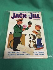 Jack and Jill  MAGAZINE July 1962 Ronny Howard in The Music Man