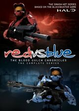 Red vs. Blue: The Blood Gulch Chronicles: The First  DVD Region 1