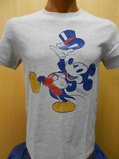 Mens Licensed Disney Mickey Mouse Dancing Shirt New M