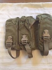 Eagle Industries Khaki AK/M4 Mag Pouch SOF Navy SEAL New!!