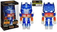 "Funko HIKARI 6"" TRANSFORMERS OPTIMUS PRIME CLEAR GLITTER 3000 PC ED"